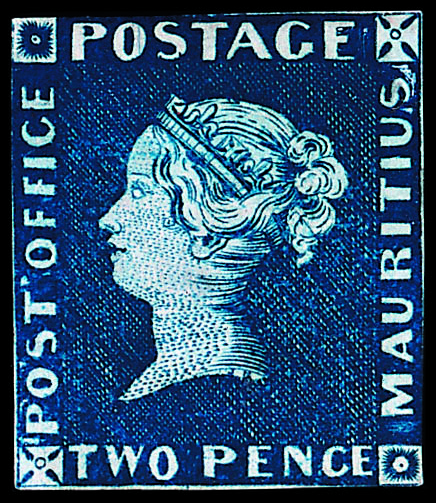 """The """"Primitives"""": Mauritius """"Post Office"""""""