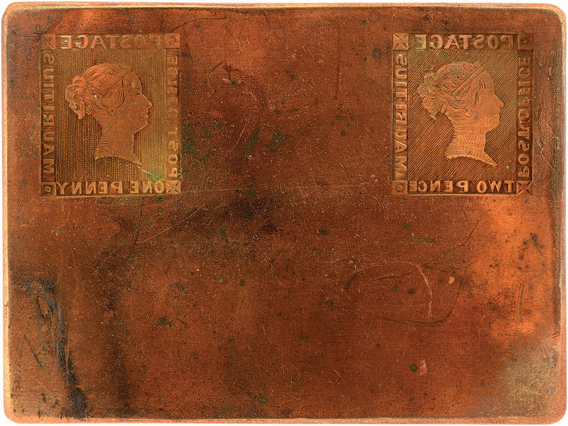 stamps Mauritius