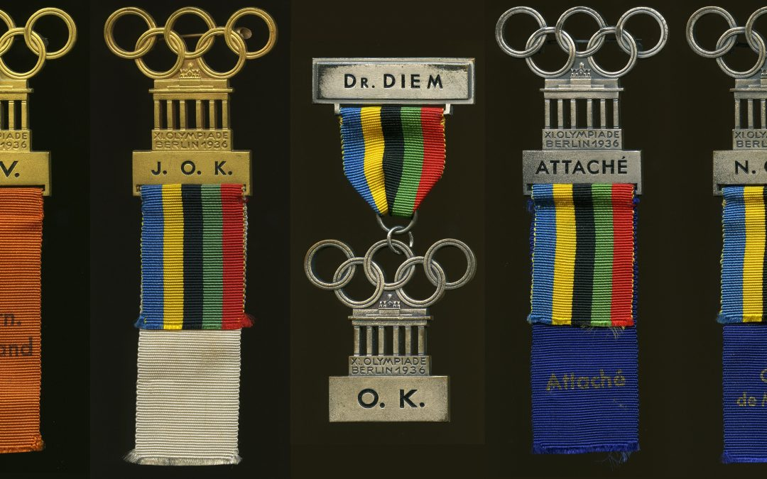 Olympic Medals on Offer in our June Auction Series