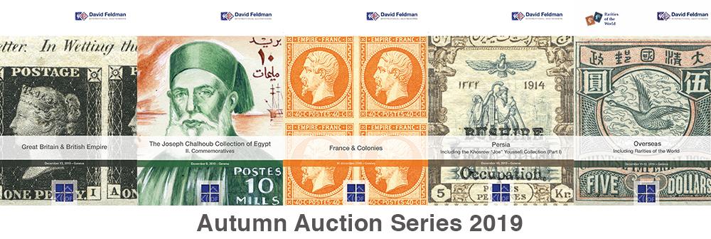 Autumn Auction Results