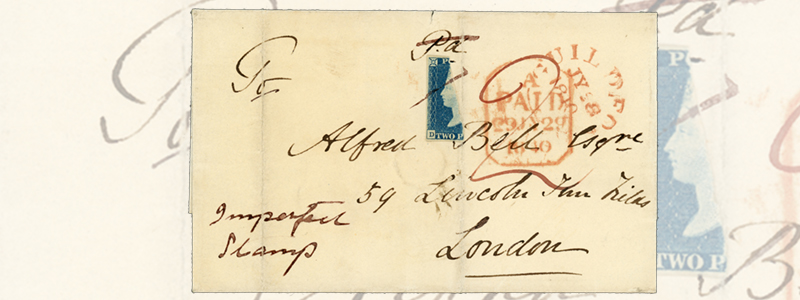 GB 1840 2d Blue Rarities Available by Private Treaty