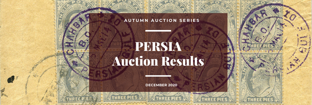 Persia Auction Results
