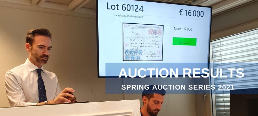 Exposé on the 2021 Spring Auction Series