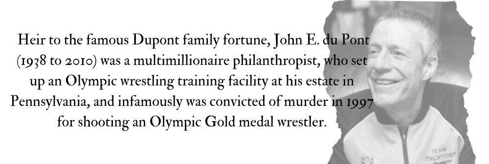 The Infamous Famous Philatelist Legendary Collector #28 – John E. du Pont